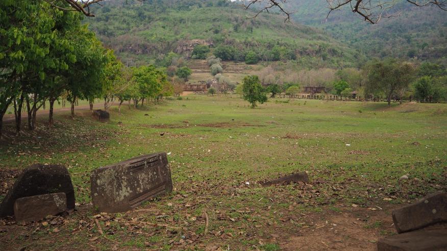 Wat Phu Archeological