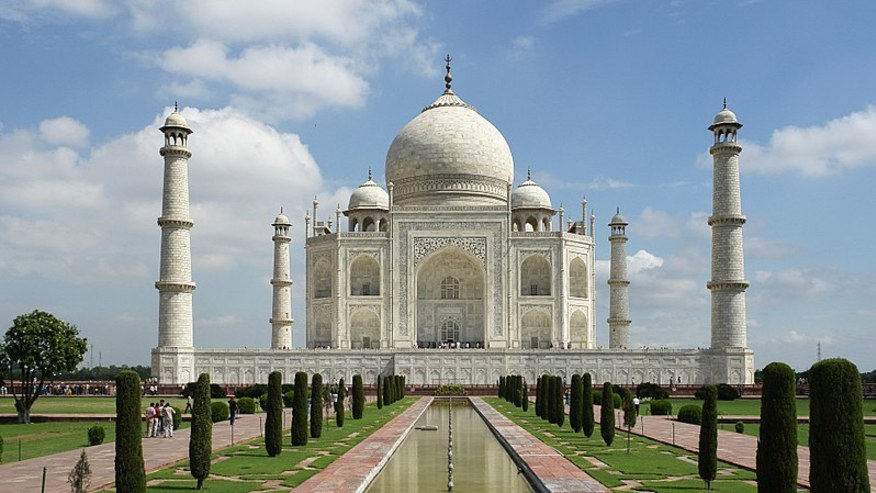 A memorable trip to Agra