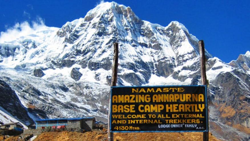 Behold the stunning Himalayan ranges & mountain peaks