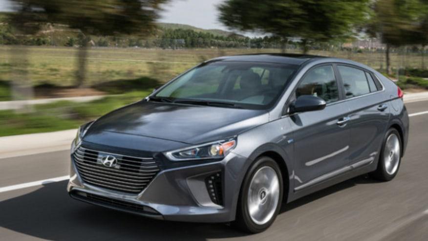 Hyundai Iyoniq- Budget
