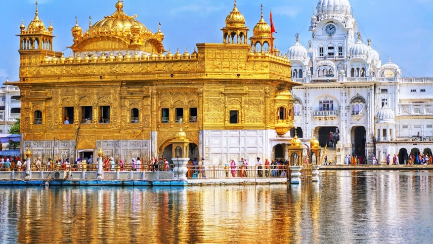 Relish a pacifying experience in India