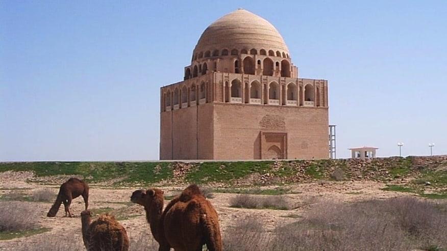 Sultan Sandzhar Mausoleum