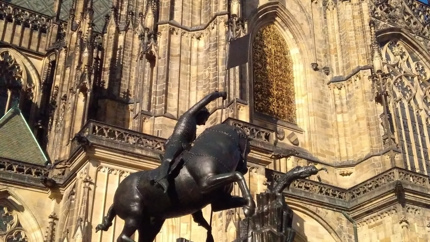 St, Vitus Cathedral