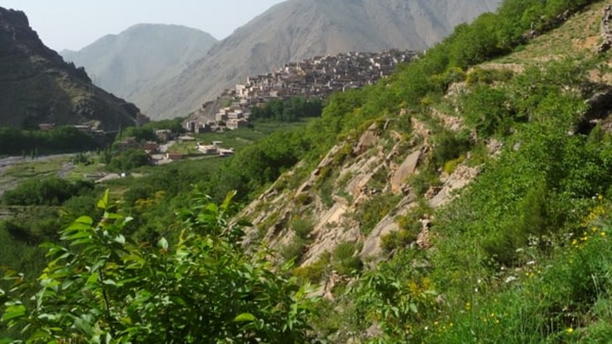 Discover a Beautiful Trail in the Atlas Mountains