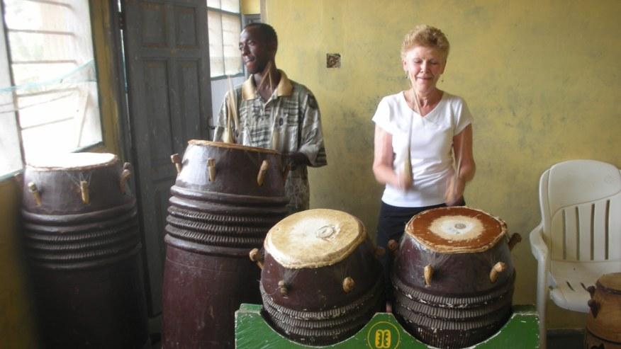 Get Drumming & Dancing Cultural Lessons
