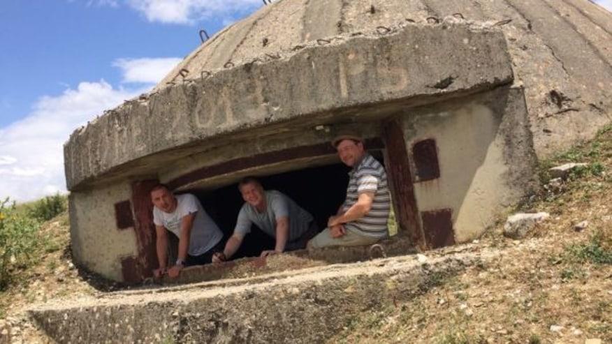 Communist Bunkers