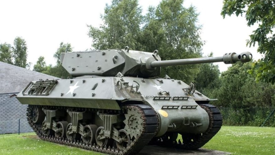 Witness the site of Battle of the Bulge