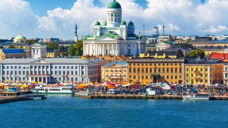 The magnificent Finnish capital
