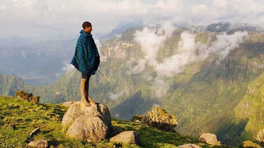 Traverse the geographically diverse Northern Ethiopia
