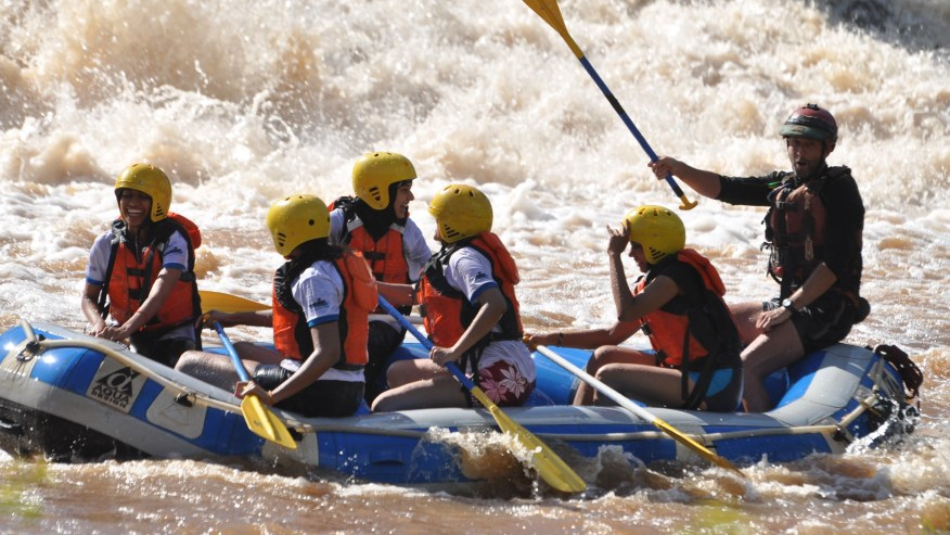 White Water Rafting in Sagana - Tropical Wild Expeditions