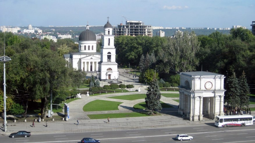Guided City and Wine Tour in Moldova