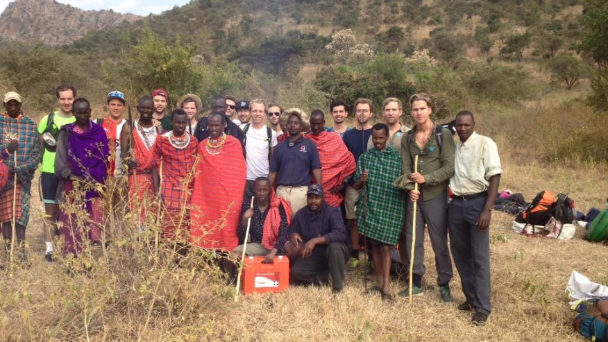 Discover African Wildlife & learn about Maasai Culture