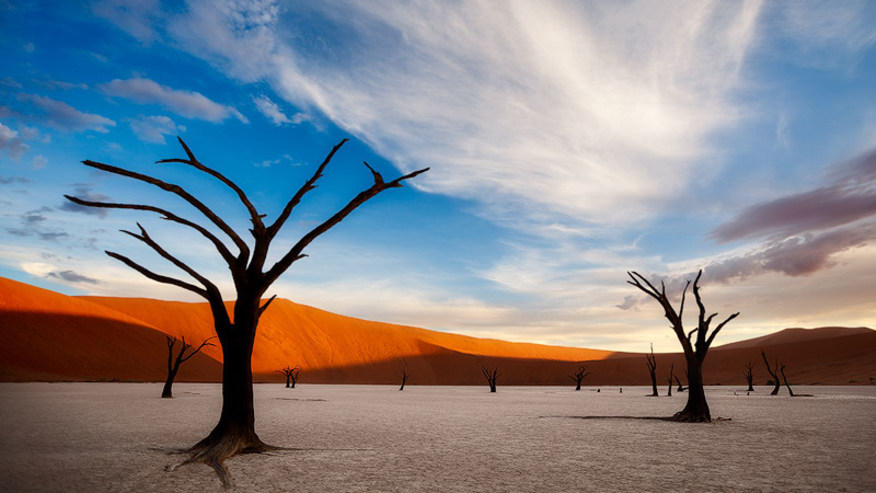 Explore the best sights of Namibia