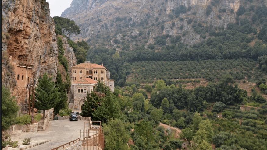 St Anthony Kozhaya monastery