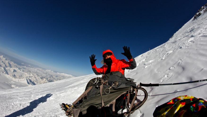 Enjoy snow rides