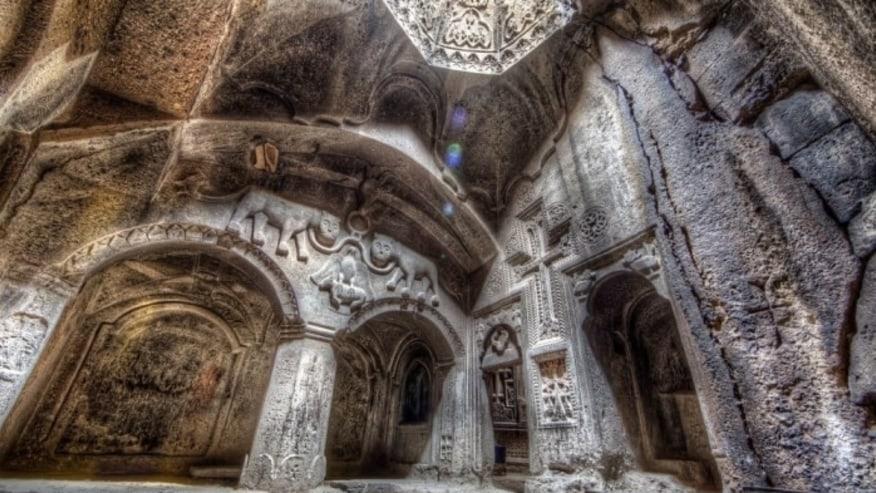 Geghard Monastery (UNESCO World Heritage site)