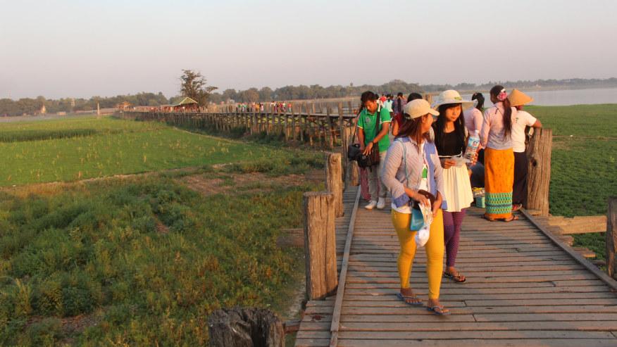 Tour Amarapura