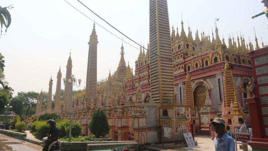 Thanboddhe Pagoda