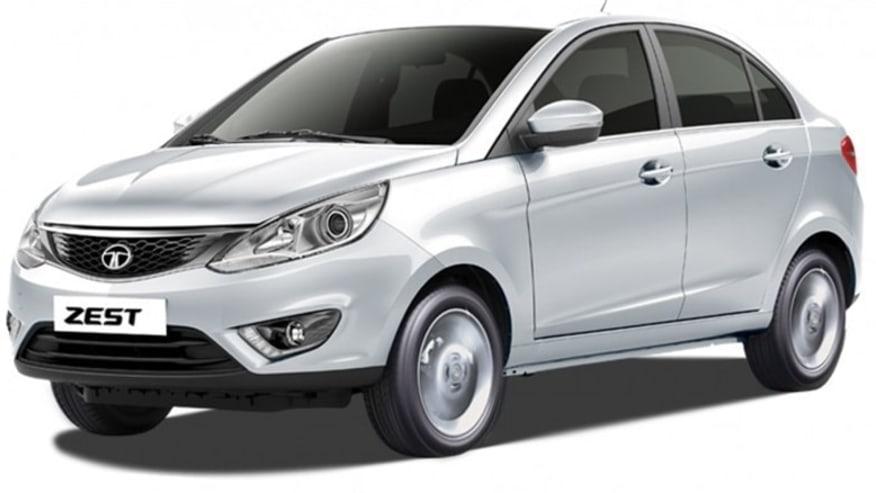 Compact Sedan: Tata Zest