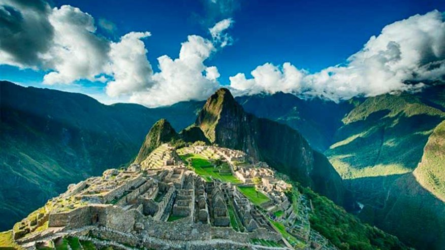 Find the The Lost City of the Incas