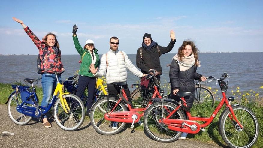 Ride Through the Noord Borough