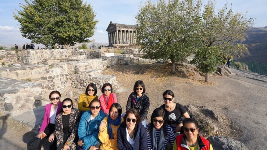 Garni temple Group Tour
