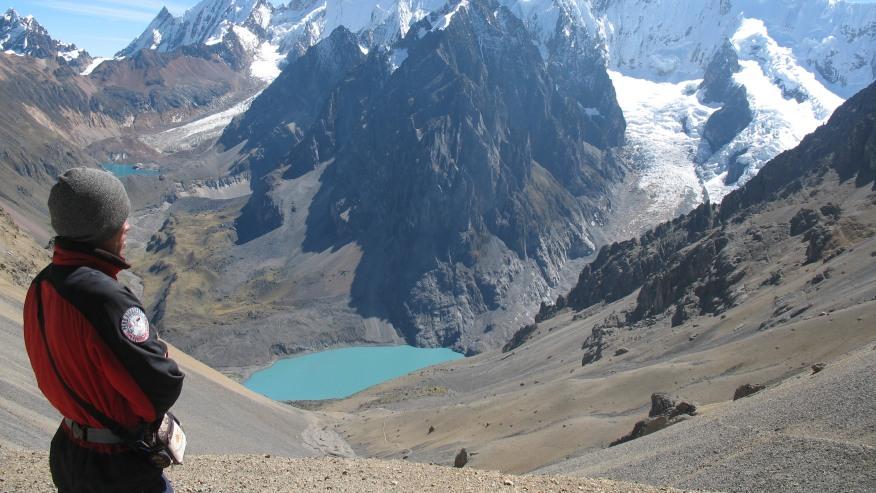 Mountain Lakes of Peru