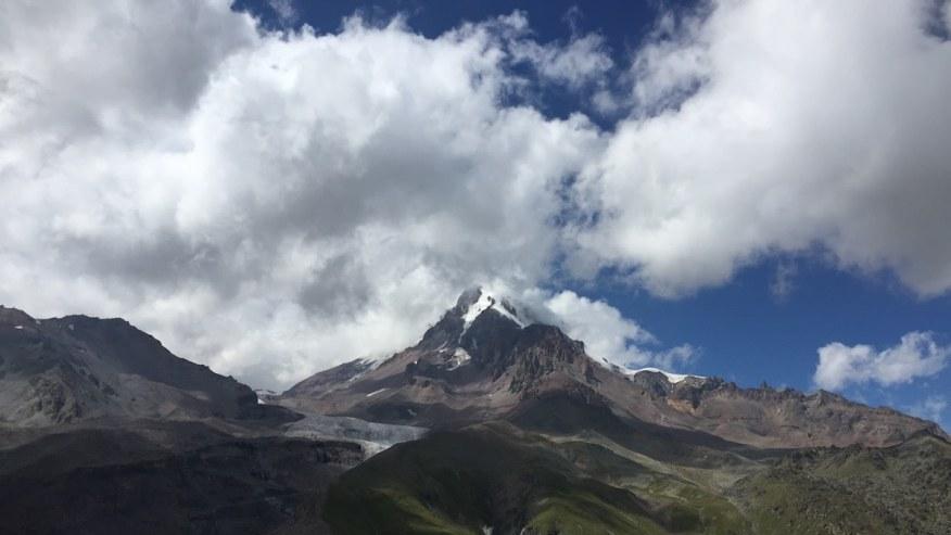 Summit the mountain
