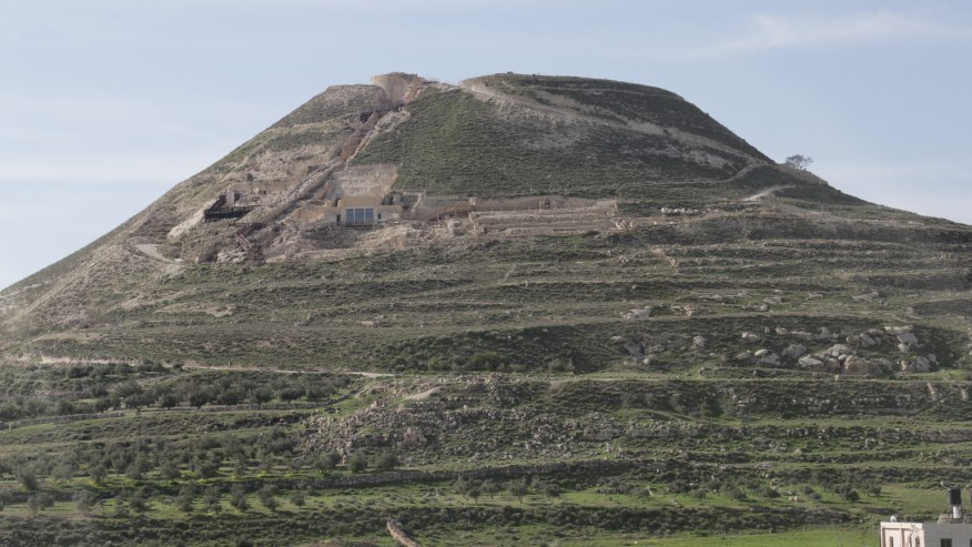 Herodium: Palace, Fortress and Tomb