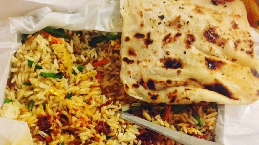 street food of Colombo