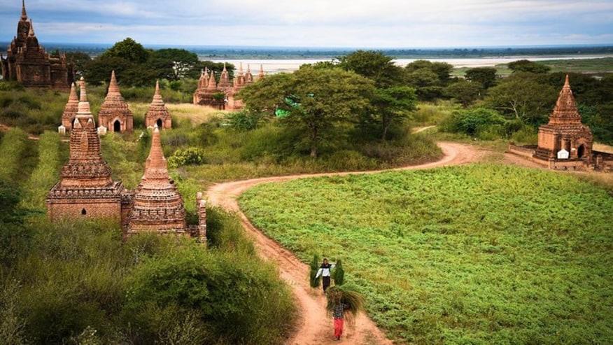 Bagan Ancient City