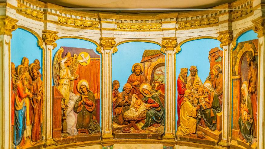Drive through the highlights of Jerusalem and Bethlehem