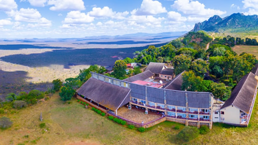Ngulia Safari Lodge ideal, Budget Lodges Safaris