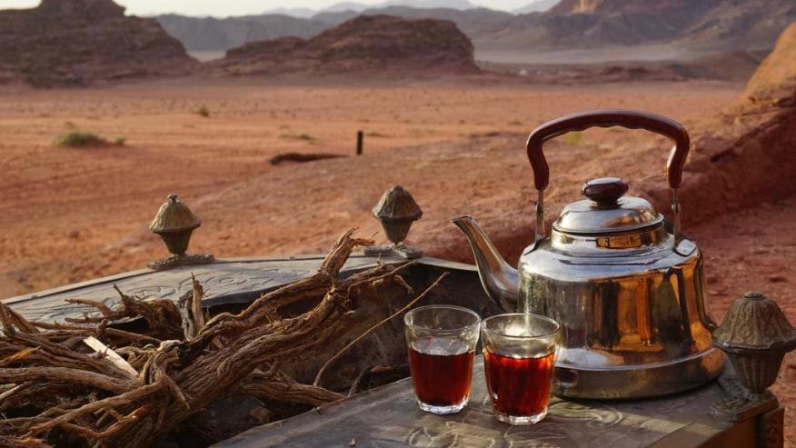 Jordanian Tea