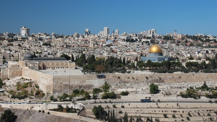 Explore the Past and Present in the Holy Land