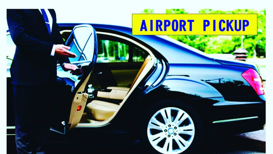 Have an Airport Pickup on Arrival