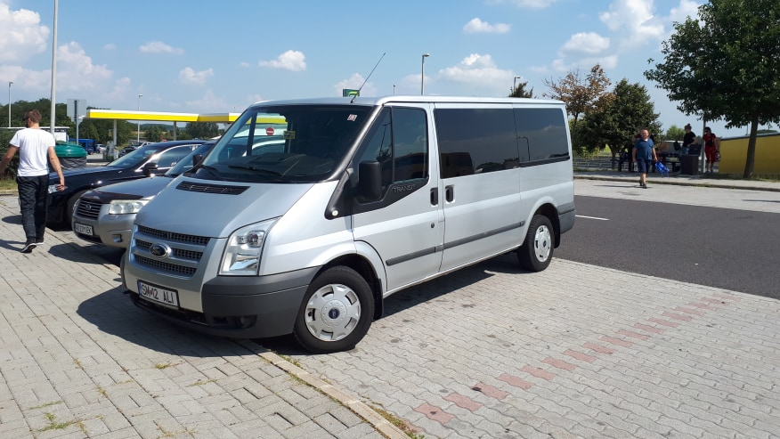 Airport Transfer from Cluj Napoca or Budapest Airport to Maramures