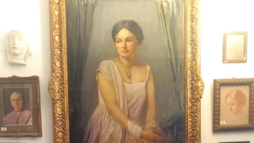 The Wife ( Ilona ) of Bory Jen?