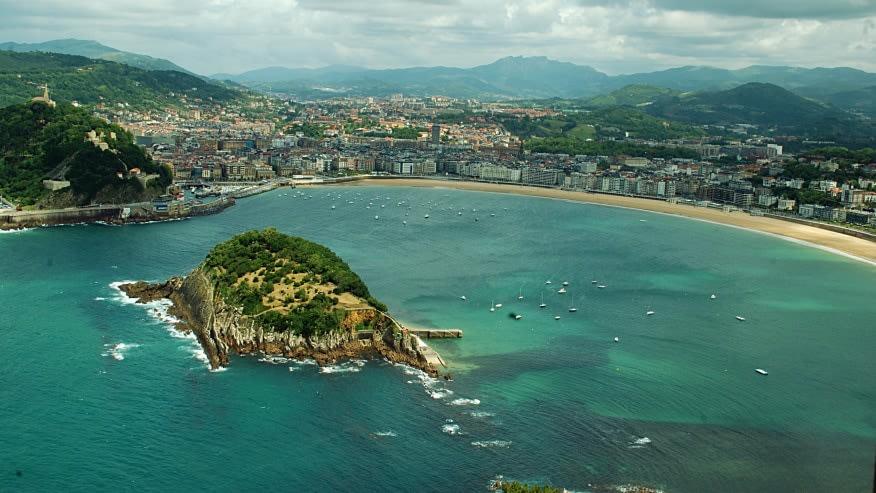 Bay of Biscay and San Sebastian