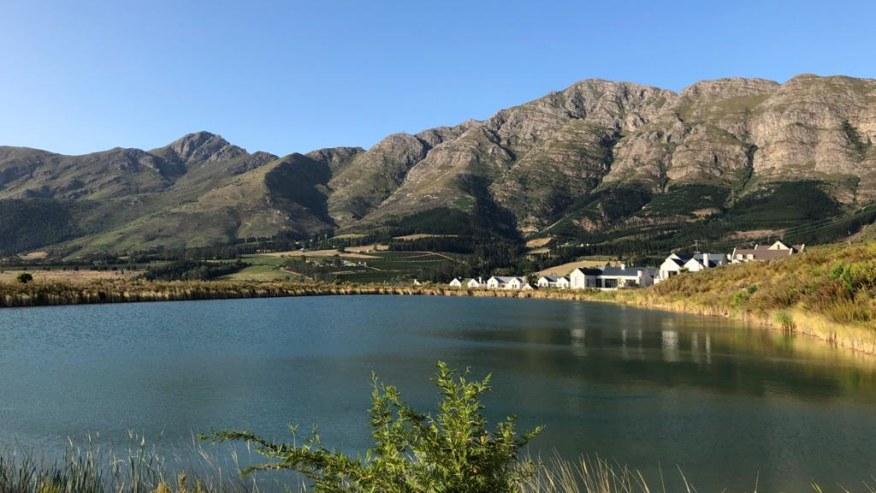 Beautiful Cape Winelands