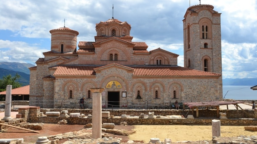 Plaushnik Church