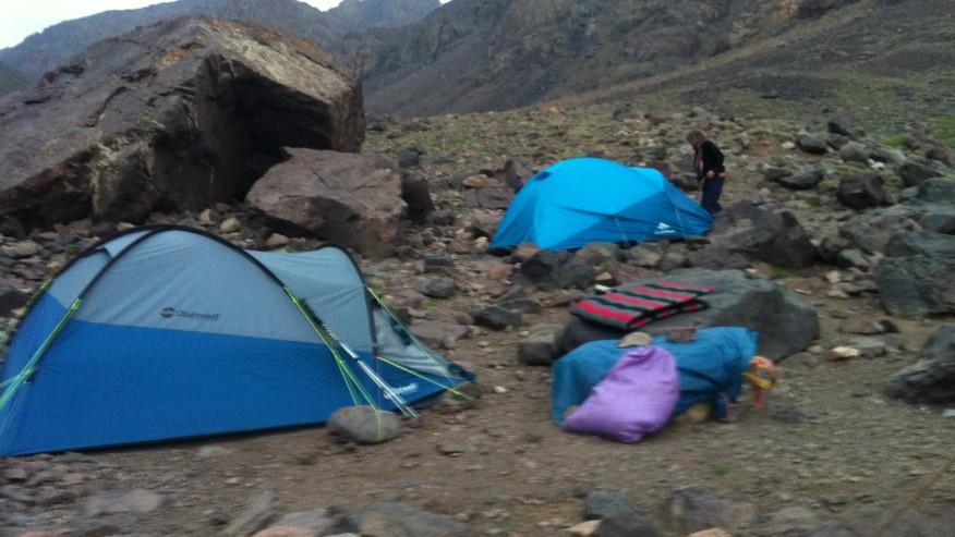 Trek through the Berber culture