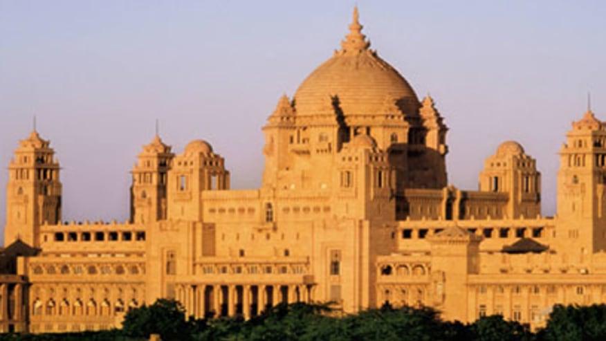 Rajasthan Desert Circuit Tour