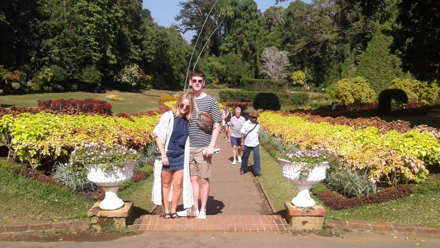 Royal Botanical Gardens- Peradeniya