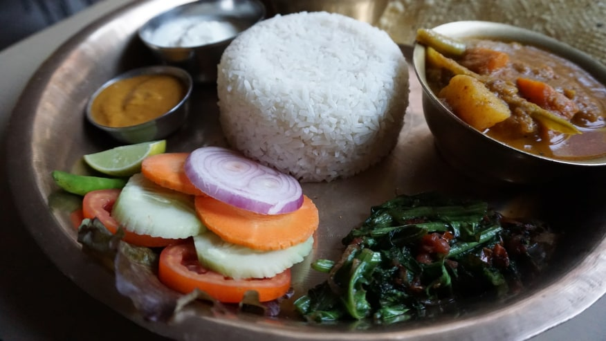 Taste Nepali food at local Restaurants