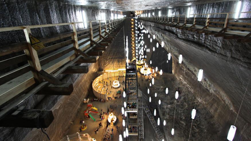 Salt Mine Turda