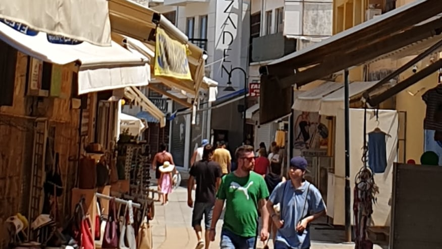 walk around Famagusta city