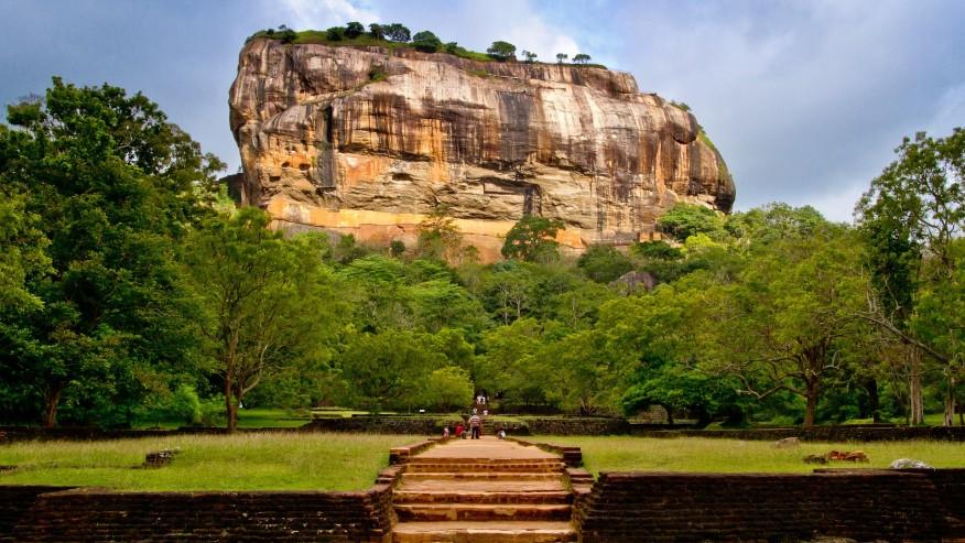Sigiriya Fortress