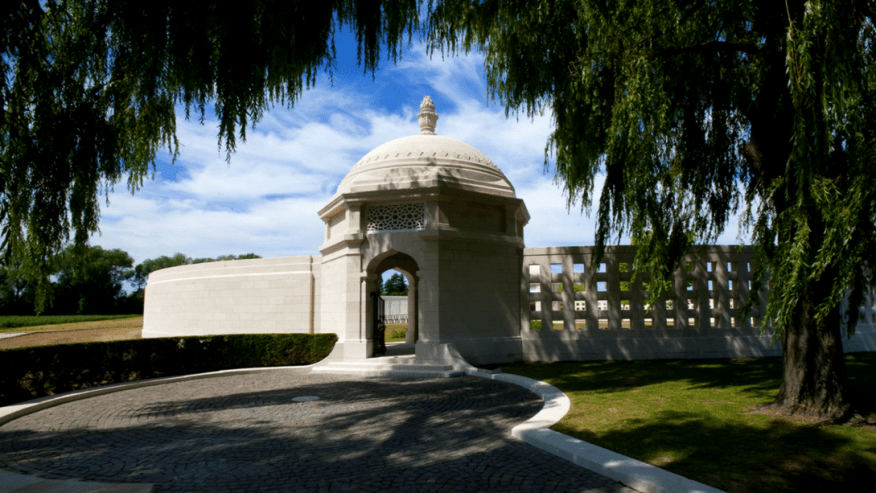 Commemorate the British Indian Army