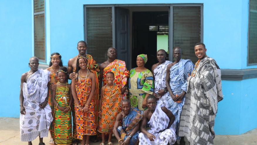 Native Elmina People